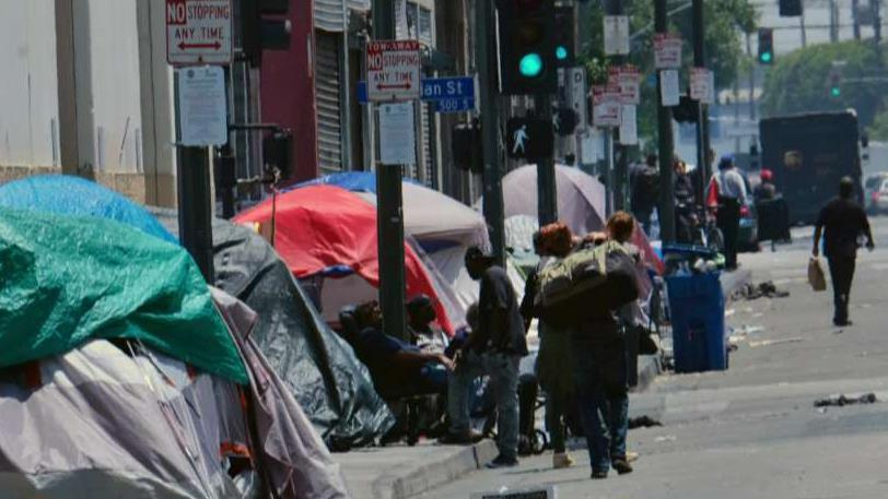 Report: California residents' compassion and tolerance toward the homeless deteriorating
