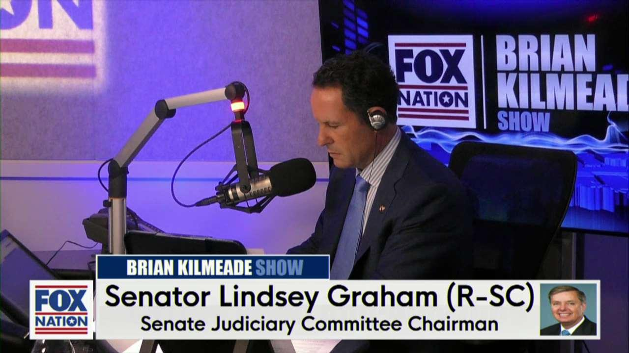 Senator Lindsey Graham On The Brian Kilmeade Show 10-24-19