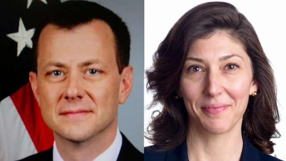 New Strzok-Page texts suggest intelligence agencies leaked information