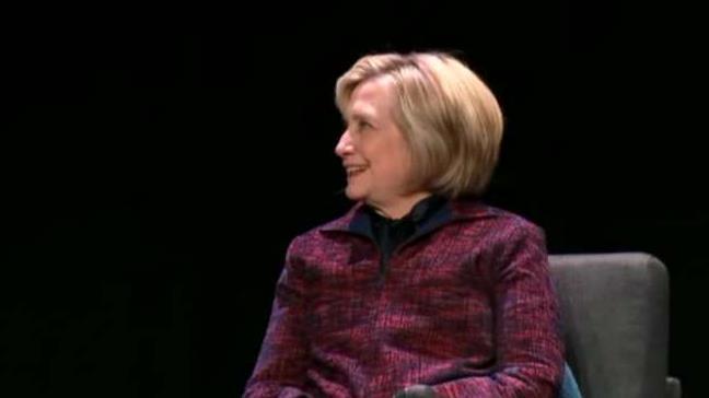 Longtime Hillary Clinton adviser says she has not closed the door on a 2020 presidential run