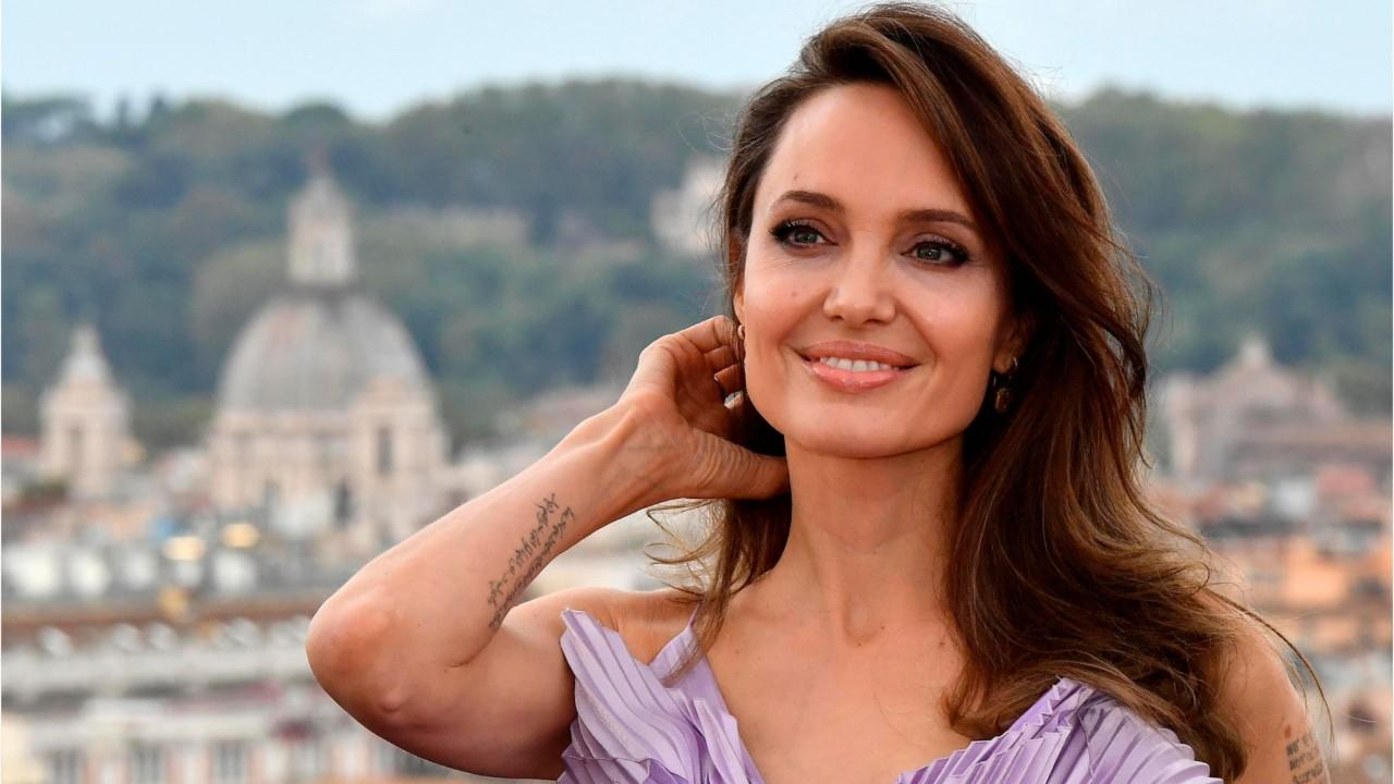 Report: 'Zombie' Angelina Jolie arrested for blasphemy
