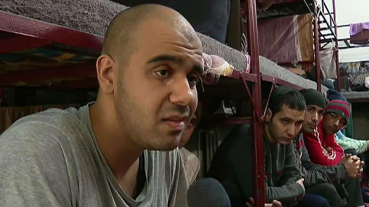 Fox News talks to captured ISIS fighters inside Syrian prison