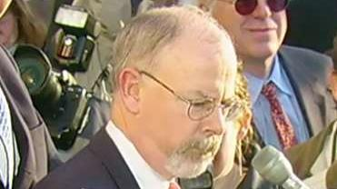 US Attorney John Durham now conducting a criminal investigation into Russia probe origins