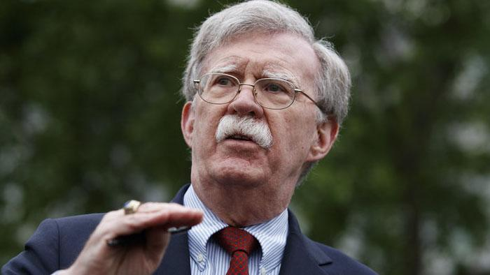 Witness testimony puts new focus on John Bolton in impeachment probe