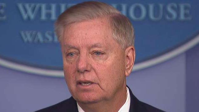 Sen. Lindsey Graham: The best of America confronted the worst of mankind, the good guys won