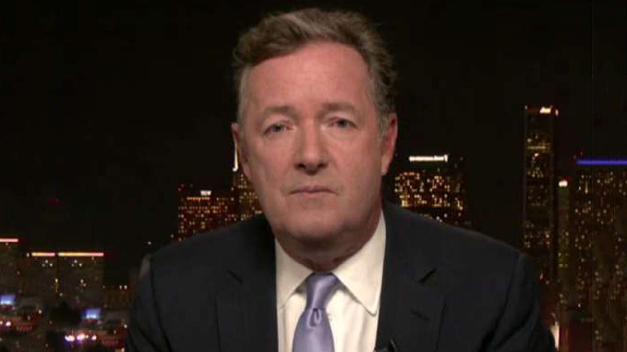Piers Morgan on Democrats hating Trump more than al-Baghdadi