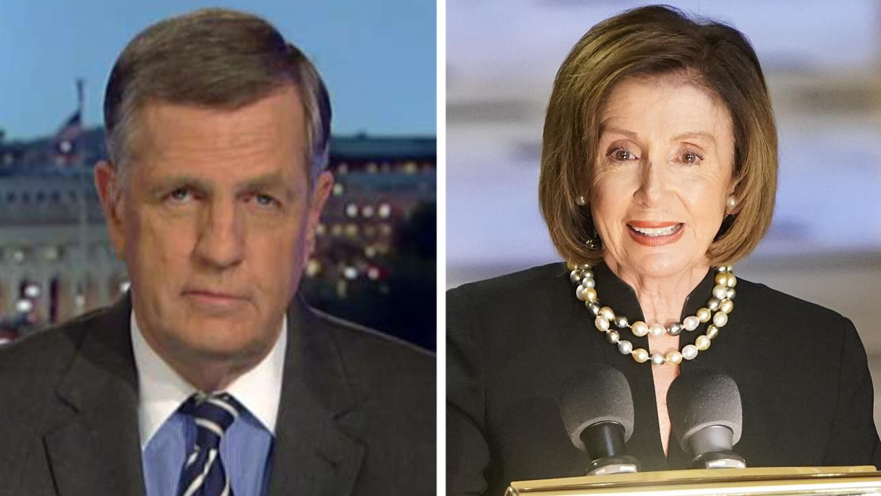 Brit Hume on Nancy Pelosi's reversal on impeachment vote, ISIS leader killed in US raid