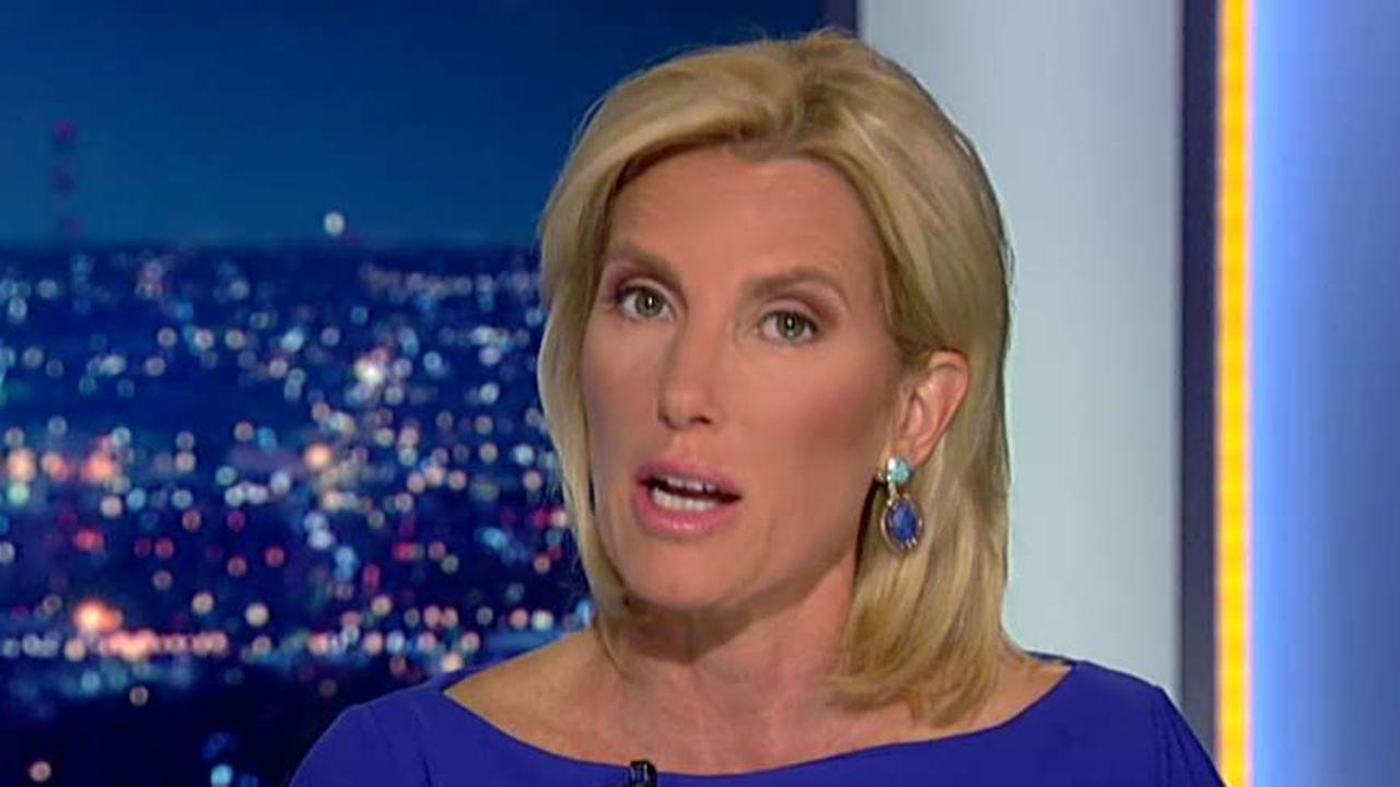 Ingraham: The swamp boos America