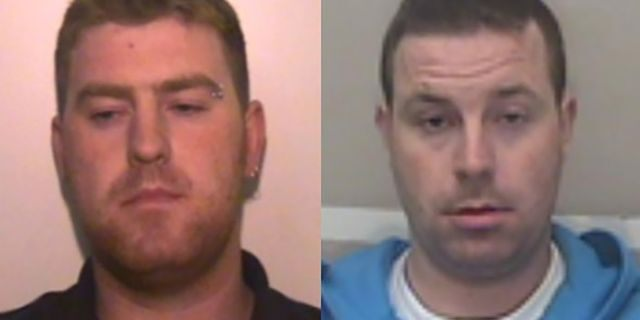"Police said that finding and speaking with Ronan (left) and Christopher Hughes was ""crucial"" to their investigation."