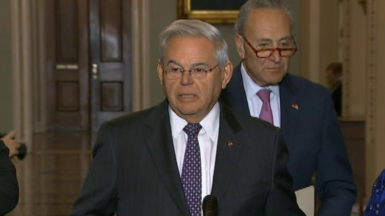 Sen. Menendez: We have been asking for and cannot get a definitive strategy to defeat ISIS by this administration