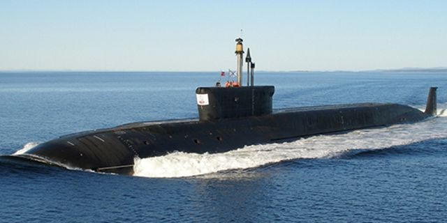 TheKnyaz Vladimir submarine test-launched an intercontinental ballistic missile, officials announced Wednesday.