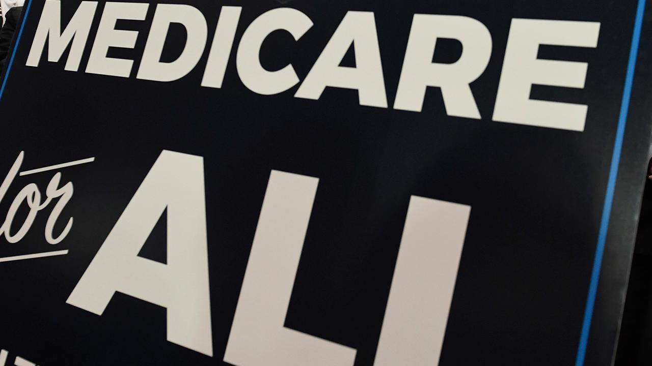 'Medicare-for-all' estimated to cost $34 trillion