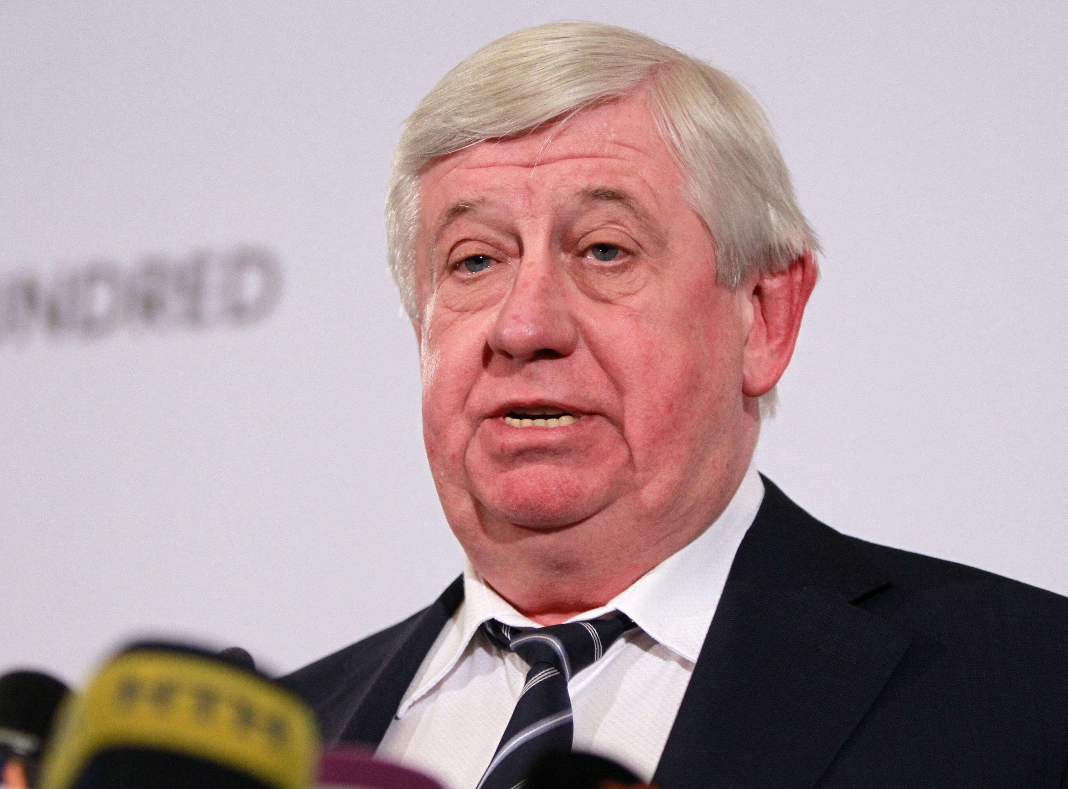 Viktor Shokin, Ukraine's former top prosecutor, was criticized for not pursuing corruption investigations.