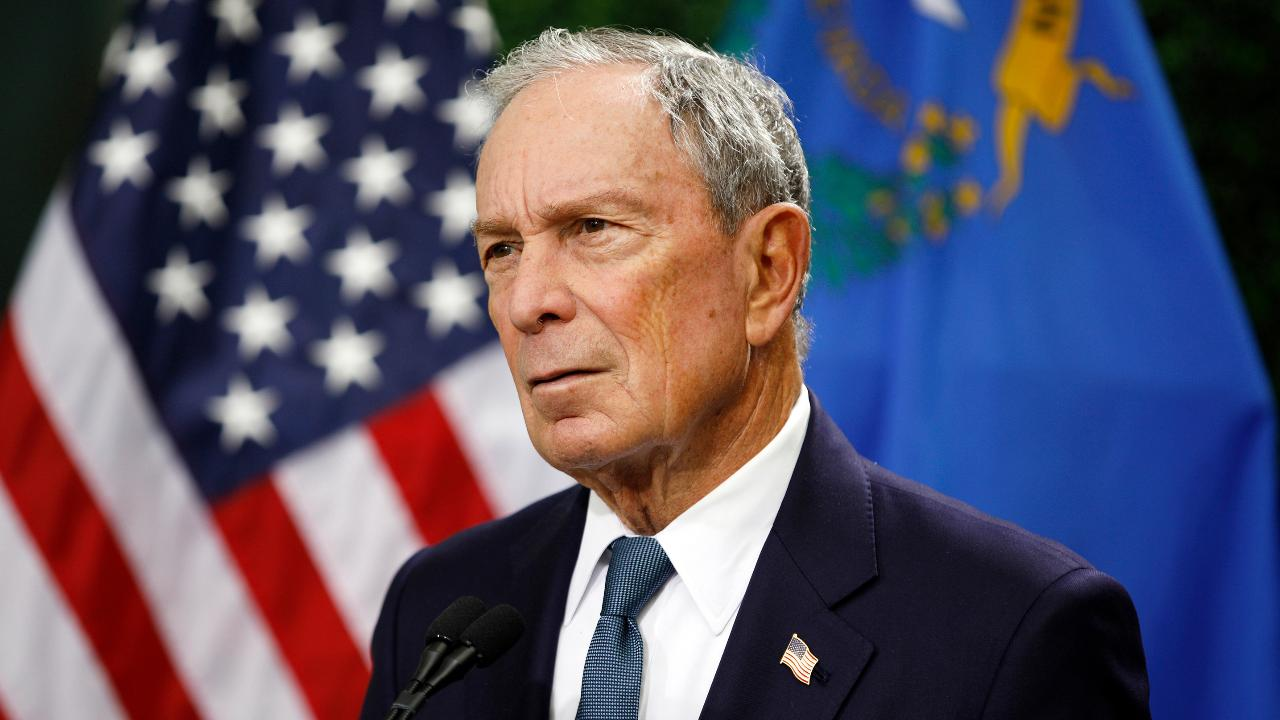 Bloomberg expected to file paperwork to enter 2020 Alabama Democrat primary