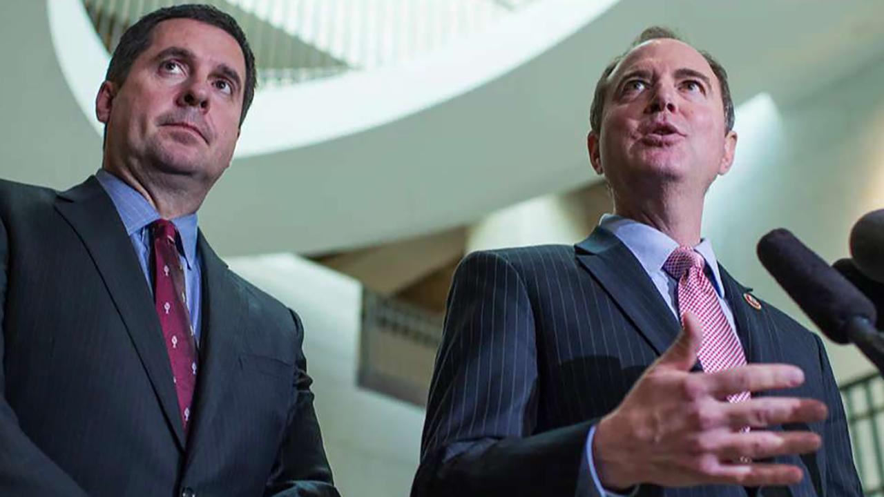 Democrats unveil questions to guide public impeachment hearings