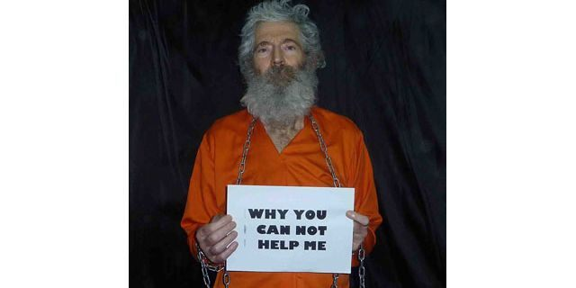 This undated handout photo of retired FBI agent Robert Levinson was received in April 2011. (Associated Press)