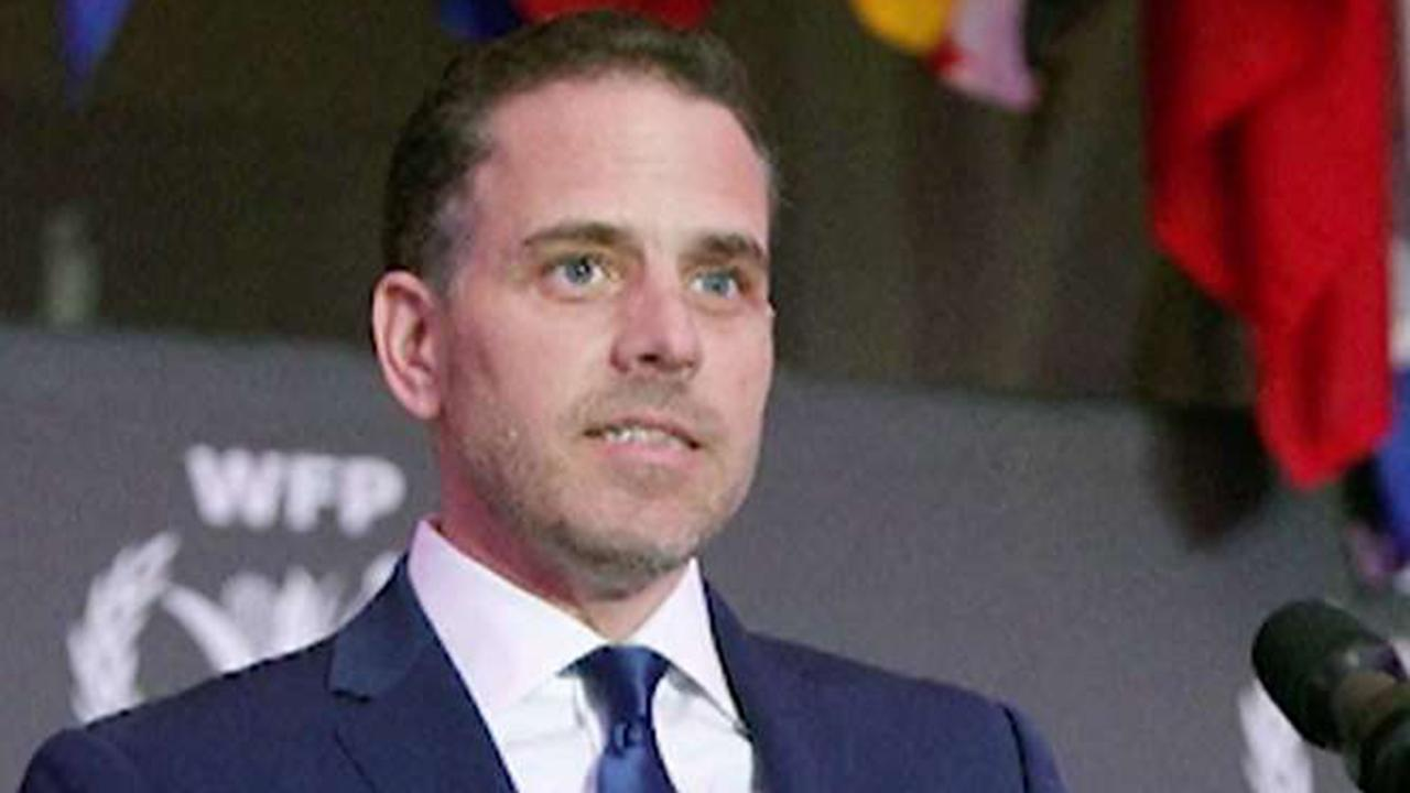 Hunter Biden's gas firm reportedly pressed Obama admin to end corruption allegations