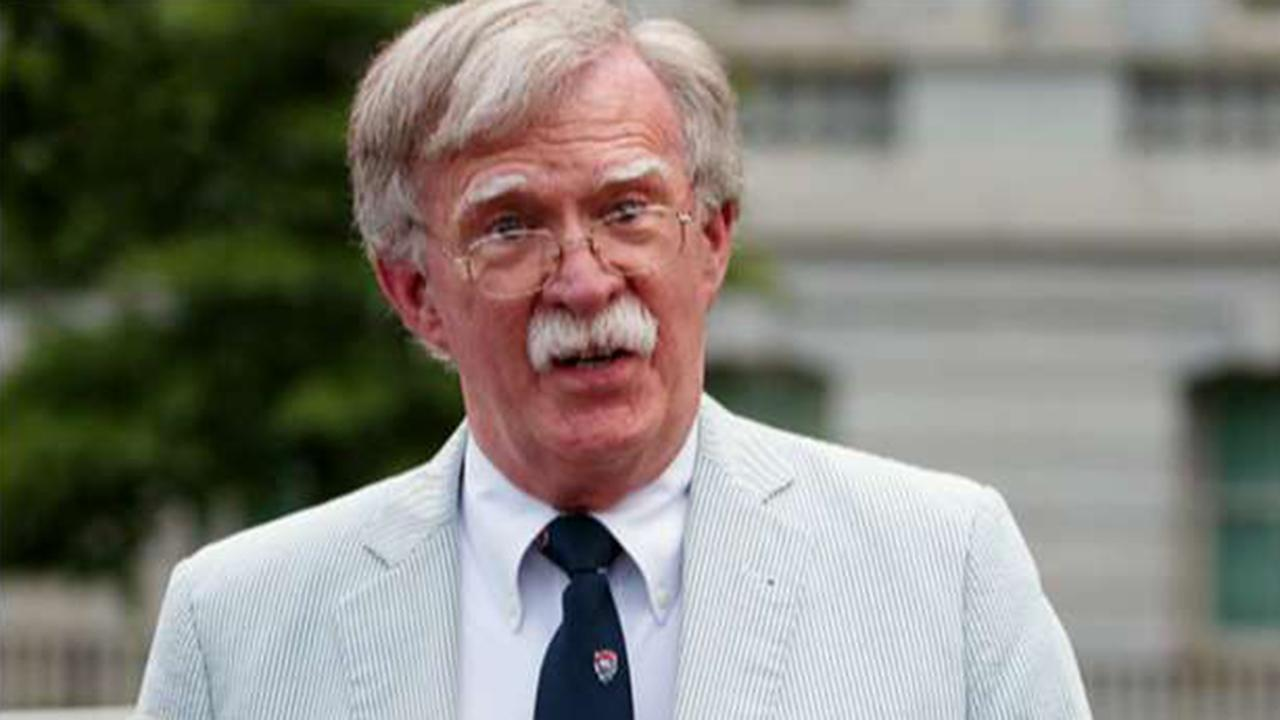 Lawyer for John Bolton says his client knows about 'many relevant meetings' on Ukraine