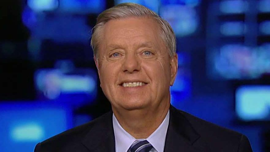Graham demands Biden documents from the State Department