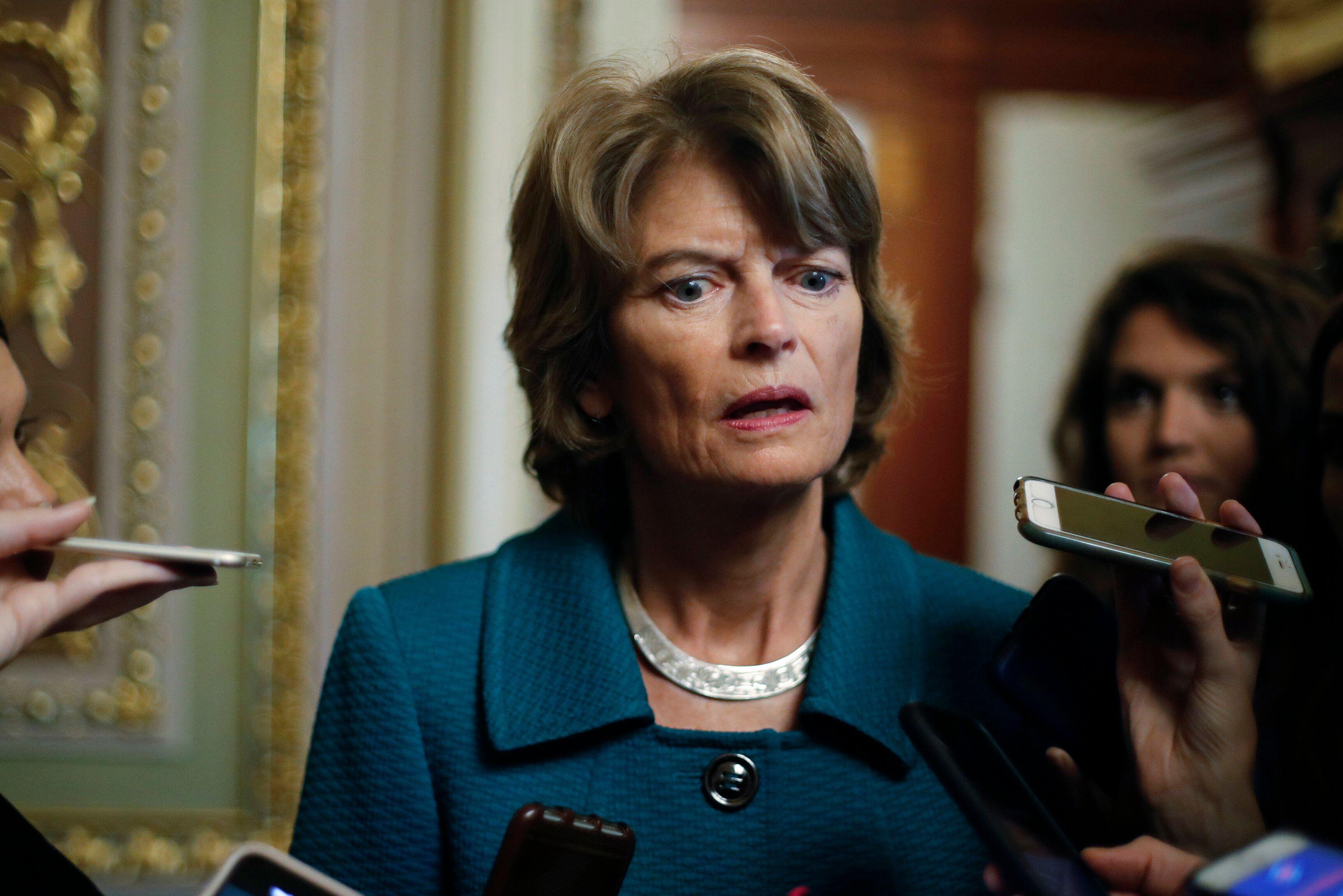 Sen. Lisa Murkowski (R-Alaska) has led congressional efforts to address missing and murdered Indigenous women.