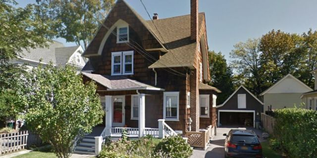 The home in Pleasantville, N.Y., where the two adults and children were found dead. (Google Maps)