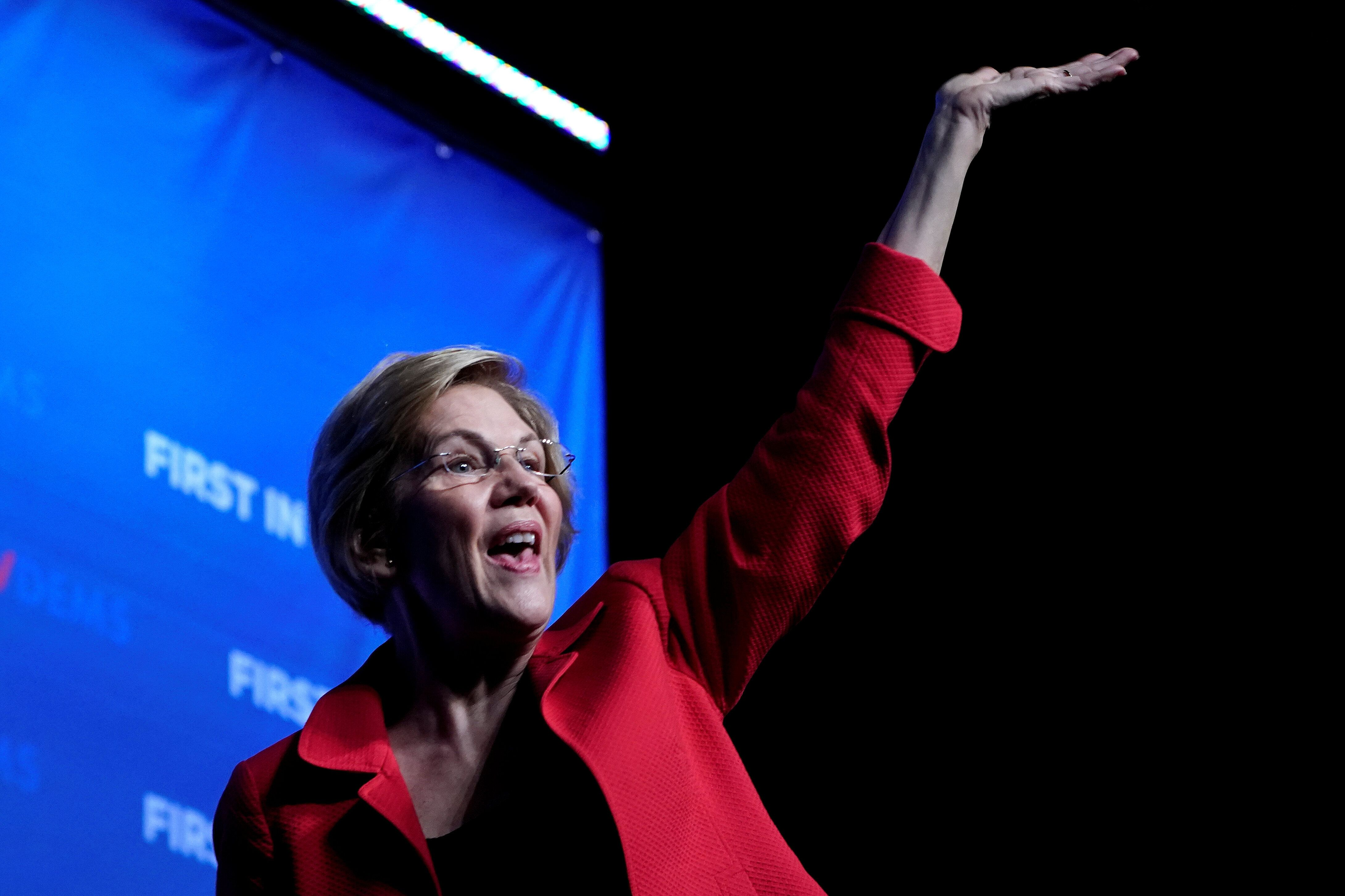 "Sen. Elizabeth Warren's ""Blue New Deal"" proposal stands out as one of the most comprehensive plans yet to emerge to specifica"