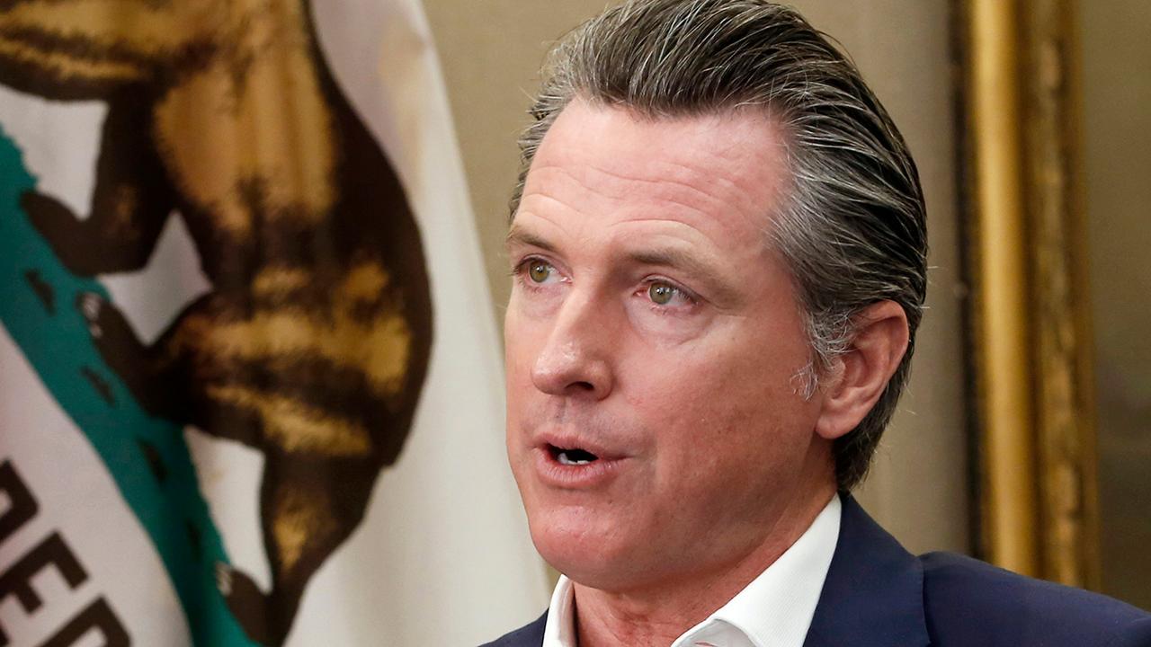 San Francisco's homeless crisis surges, residents push to recall California Governor Newsom