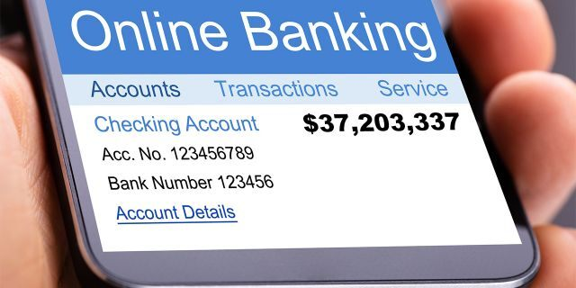 """Ruth Balloon, was finishing up her shift at Roma Boots in Dallas when she decided to check her account at LegacyTexasBank, which she surprisingly found had an extra $37 million in it.<br data-cke-eol=""""1"""">"""