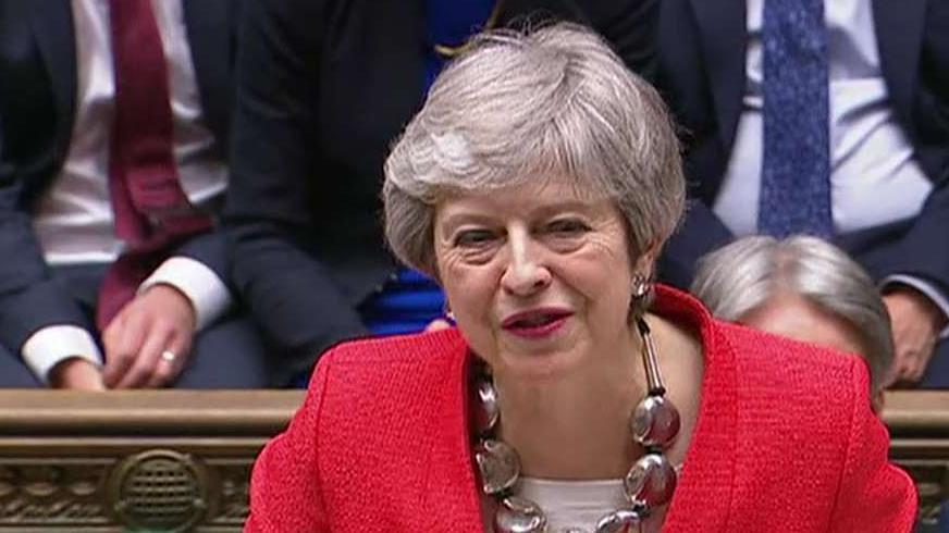 May's Brexit plan suffers second defeat, throwing UK into chaos as clock ticks down