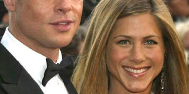 Jennifer Aniston and Brad Pitt were married from 2000 until 2005.