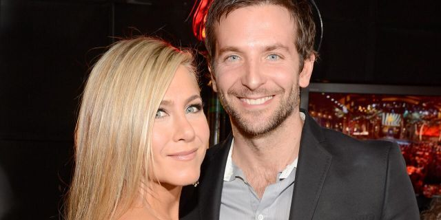 Jennifer Aniston reportedly dated Bradley Cooper after working on the film, 'He's Just Not That Into You.'