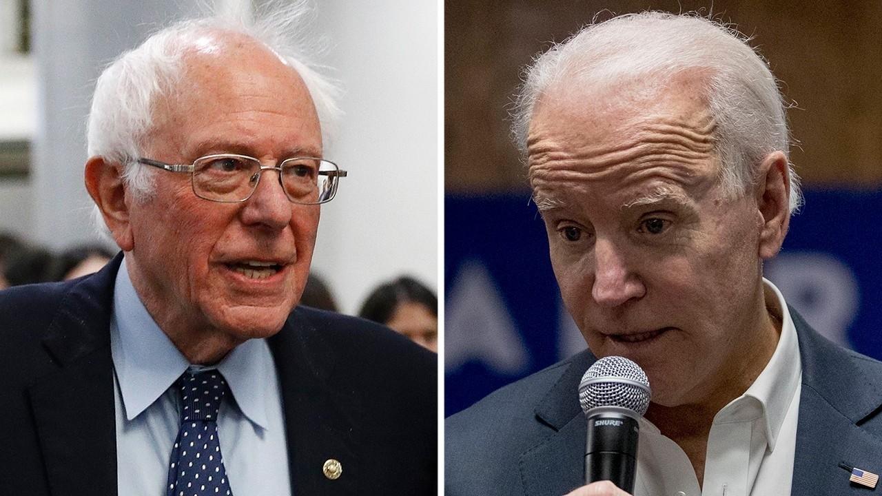 Poll: Sanders leads Biden among Democrats nationally