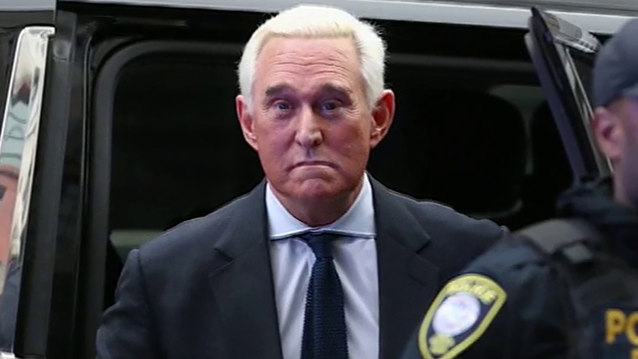 Roger Stone case ignites latest political firestorm