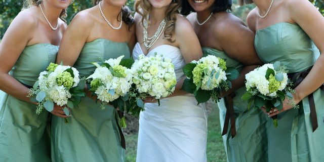 """An anonymous bride allegedly posted to Facebook seeking advice on how to tell her friends she'd """"love for them to be 'bridesmaids' without them actually being bridesmaids"""" because of their appearance."""