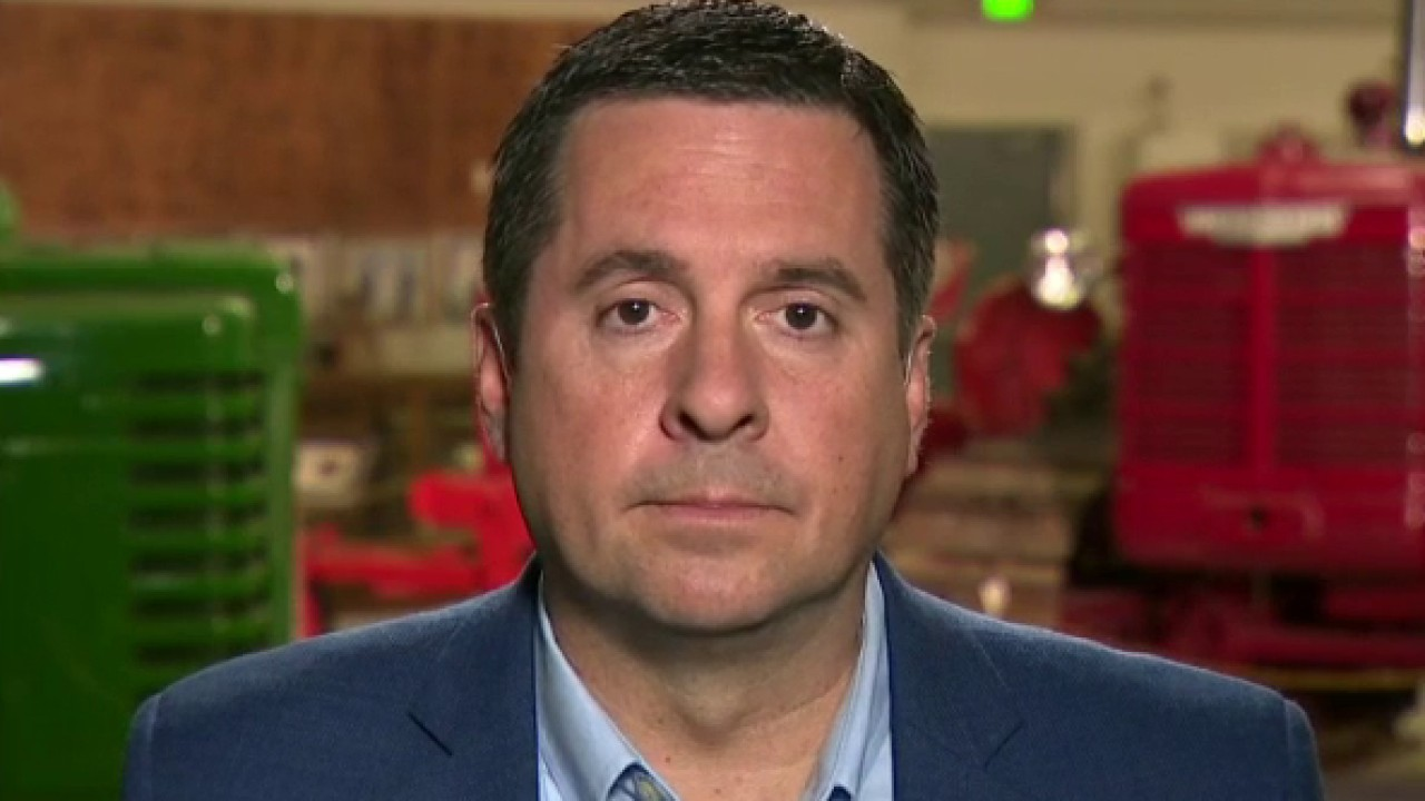 Nunes addresses reports that Russia is trying to help certain 2020 campaigns