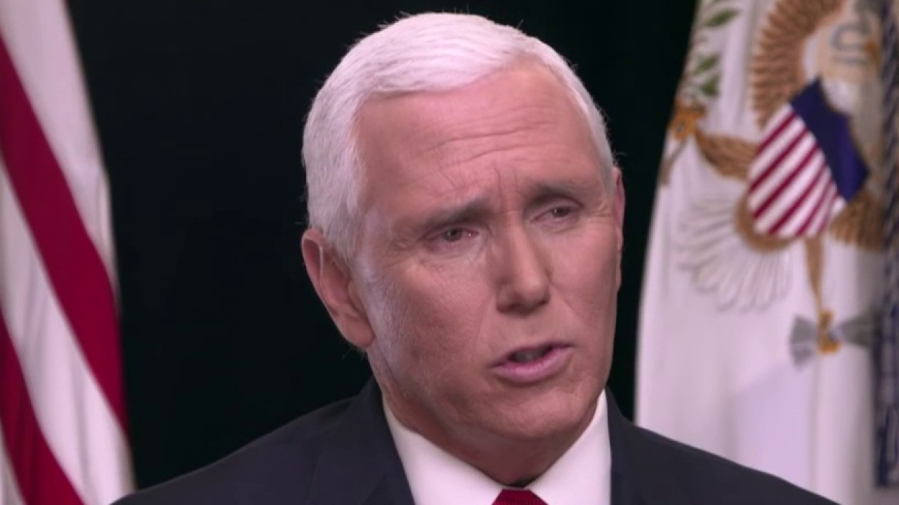 Pence on coronavirus: We're ready for anything