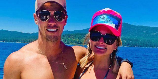 Brendan McLoughlin and Miranda Lambert enjoyed a stop in Lake Tahoe, Nevada.