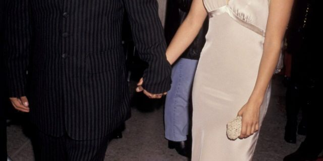 David Cruz and Jennifer Lopez (Photo by Ron Galella/Ron Galella Collection via Getty Images)