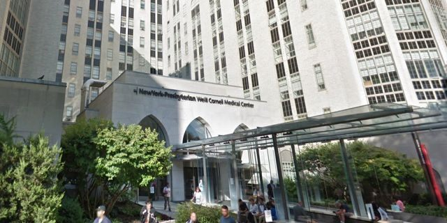 New York-Presbyterian says visitors will no longer be allowed inside the labor and delivery units during the coronavirus outbreak.