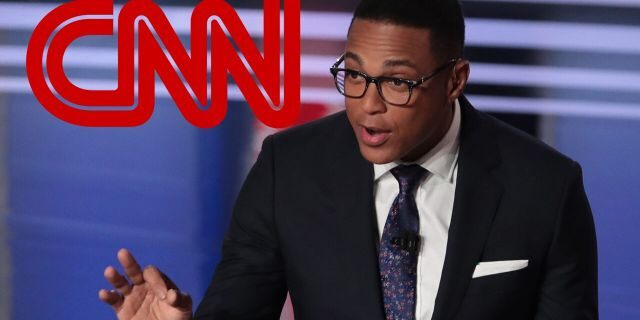 CNN anchor Don Lemon defied his boss when he questioned the network's decision to air President Trump's coronavirus briefings. (Scott Olson/Getty Images)