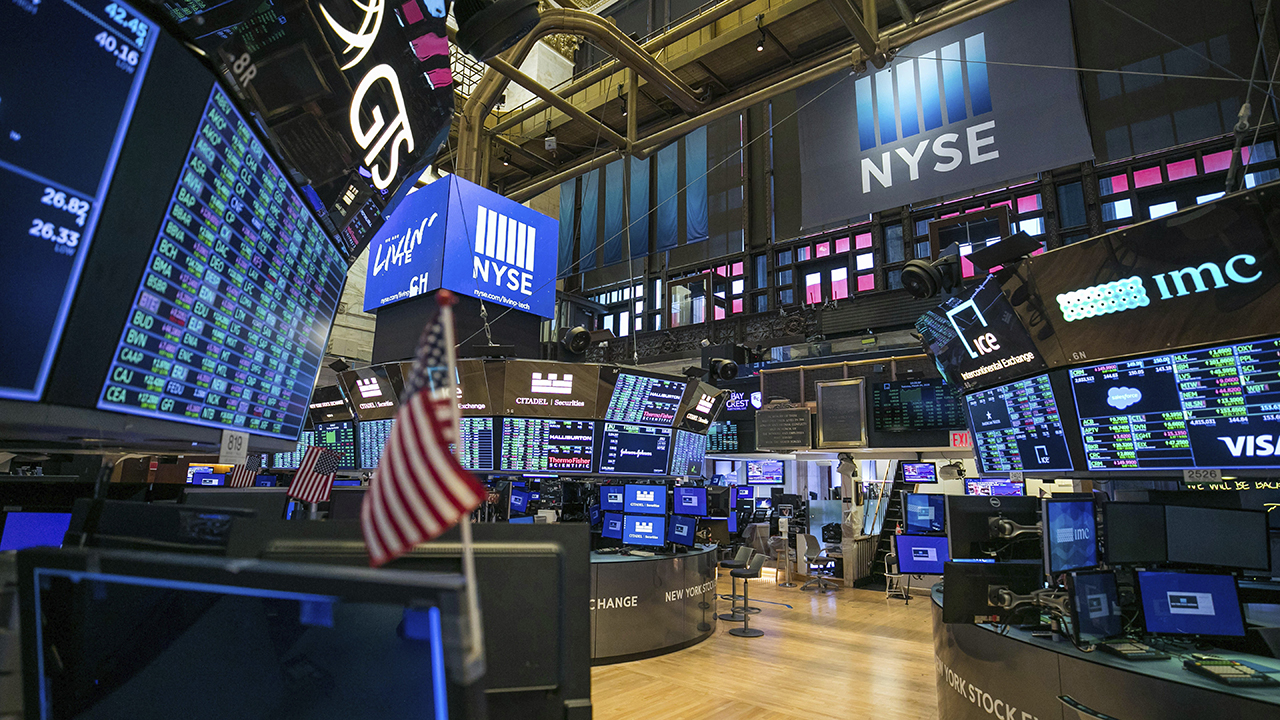 Stocks down as investors react to March jobs report