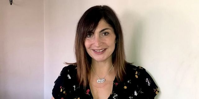 Amanda Briscall, pictured.