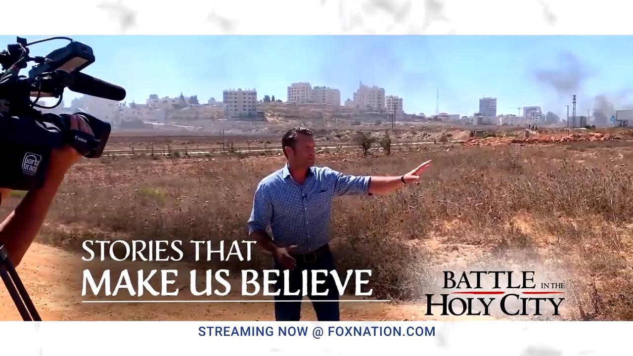 Fox Nation invites you to 'Keep the Faith'