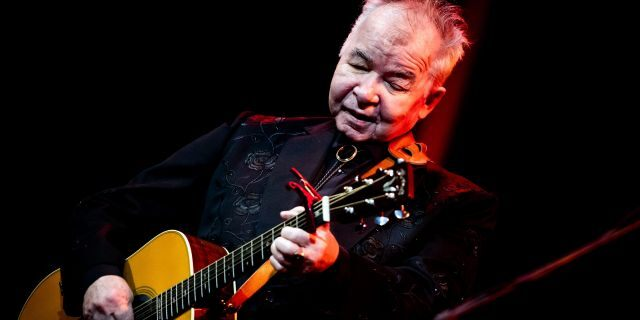 John Prine performs at John Anson Ford Amphitheatre on October 01, 2019 in Hollywood, Calif.