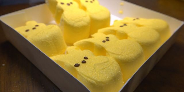 For many Christians, Easter is associated with Peeps, a marshmallow treat.