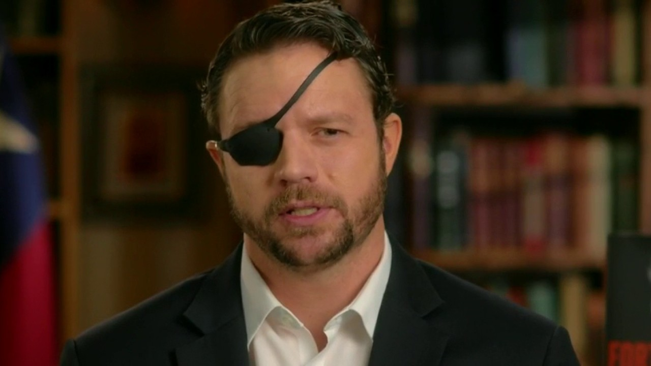 Rep. Dan Crenshaw on Texas being first state to partially reopen economy
