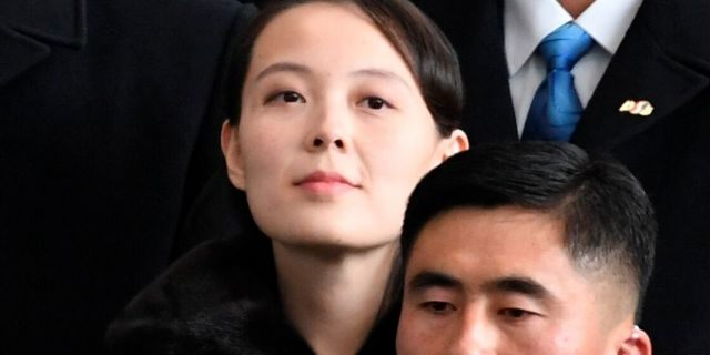 Kim Yo Jong, the sister of North Korean leader Kim Jong Un, attended the Olympic Games opening ceremony in the South. She will be the first member of North Korea's ruling family to visit the South in about 60 years. (Reuters)