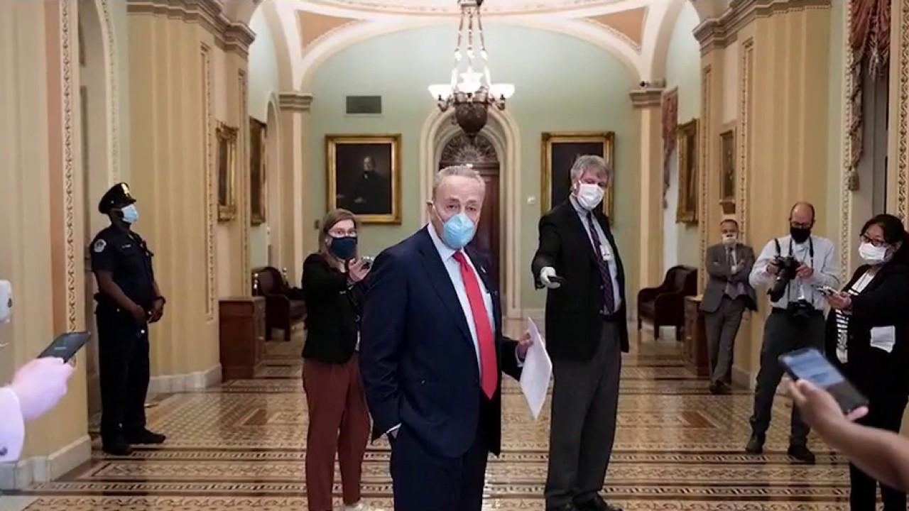 Senate considers next round of government assistance amid coronavirus pandemic
