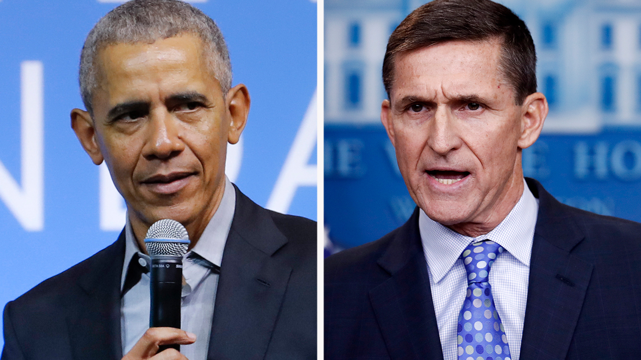 Russia investigation transcripts show Obama knew of wiretapped Flynn phone calls