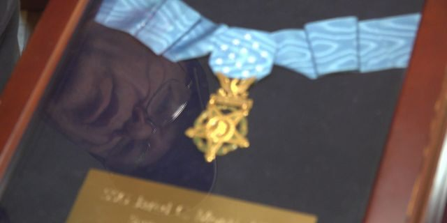 Paul Monti reflects on his son's Medal of Honor, the highest and most prestigious military decoration.